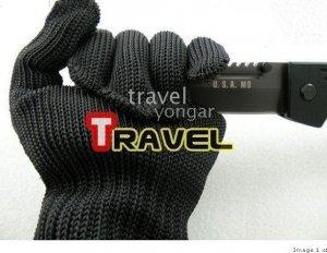 Cut Resistant gloves white /black