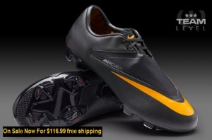 Nike Mercurial Glide FG Jnr Boots
