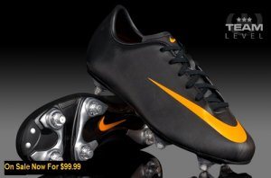 Nike Mercurial Victory SG Jnr Boots