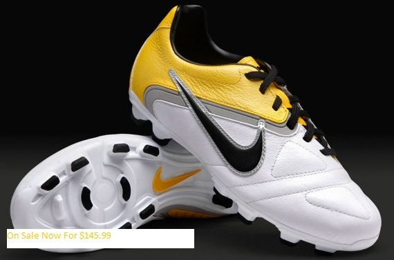 Nike Jnr CTR360 Libretto II FG Boots