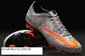 Nike Mercurial Vapor Superfly II Safari FG Men Football boot