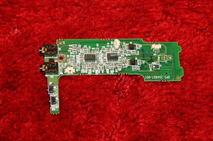 COMPAQ ARMADA 1500 SERIES SOUND CARD 254957-01!!!!