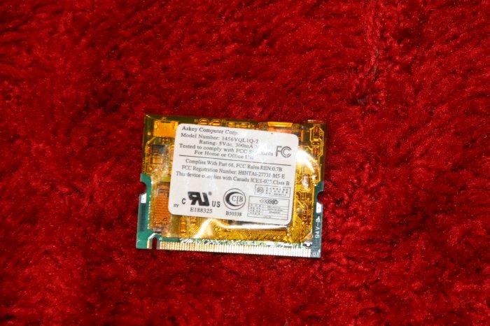 IBM THINKPAD MODEM PCI-VOICE 08K3338