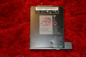 IBM THINKPAD T-SERIES FLOPPY DRIVE WITH MOUNTS 08K9607!!!!