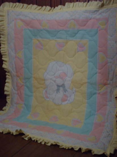 Baby Quilt - Great for baby showers!