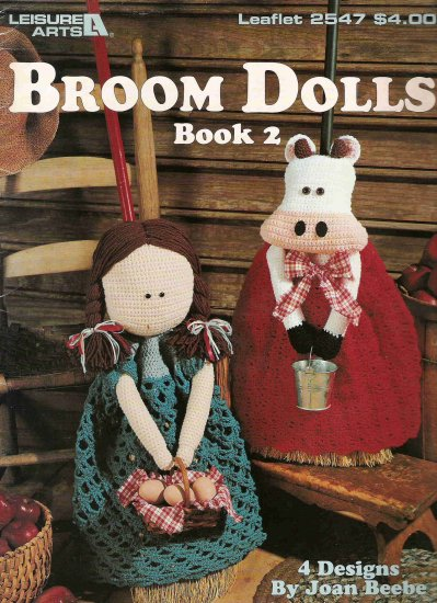 Broom Dolls Book 2