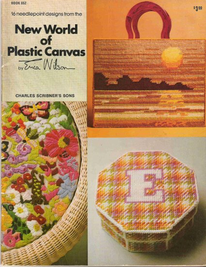 New World of Plastic Canvas #2PCSC