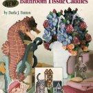Plastic Canvas Bathroom Tissue Caddies #1PCSC