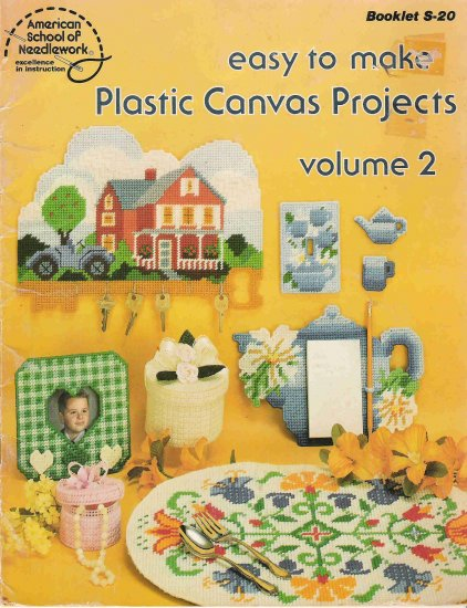 Easy to Make Plastic Canvas Projects Volume 2