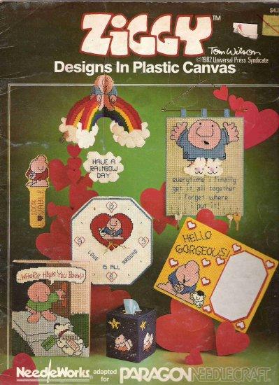 Ziggy Desgins in Plastic Canvas #2PCSC