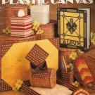 More Needlepoint Projects for Plastic Canvas Leaflet 184