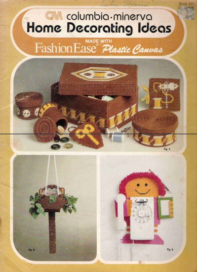 Home Decorating Ideas Book 665