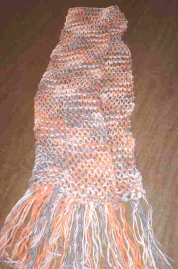 Varigated Winter Scarf