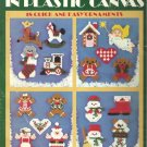 Leisure Arts Leaflet 1059 Christmas Mini's in Plastic Canvas #1PCSC