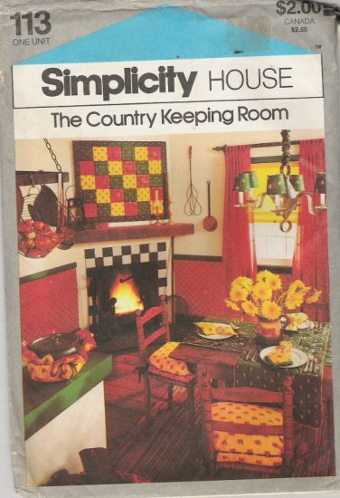 Simplicity House 113 The Country Keeping Room