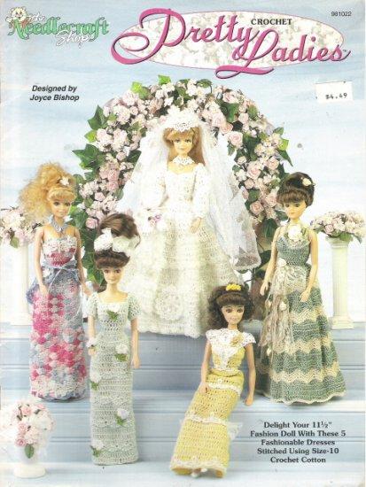 The Needlecraft Shop Crochet Pretty Ladies Bridal Party