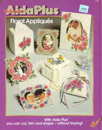 Zweigart Aida Plus Floral Appliques