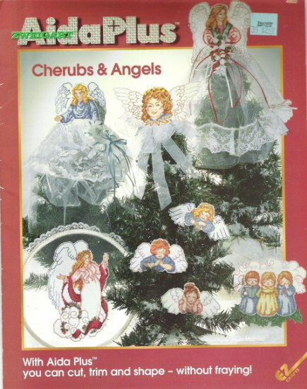 Zweigart Aida Plus Cherubs & Angels