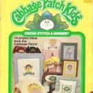 Xavier Roberts Presents Cabbage Patch Kids Cross Stitch a Nursery #7799