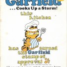 Garfield Cooks Up A Storm GCSB-3 Counted Cross Stitch and Design Projects