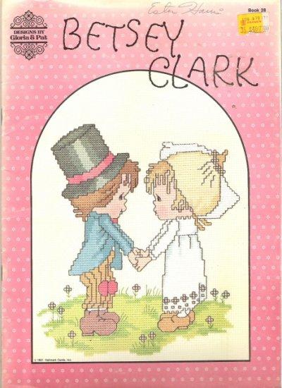 Betsey Clark Designs Book 28