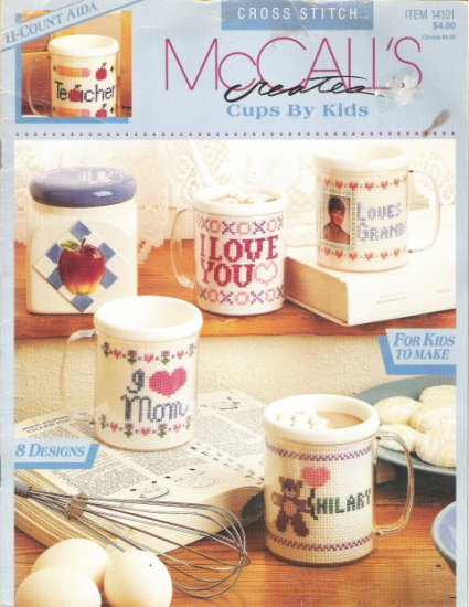 McCall's Creates Cups By Kids Item 14101