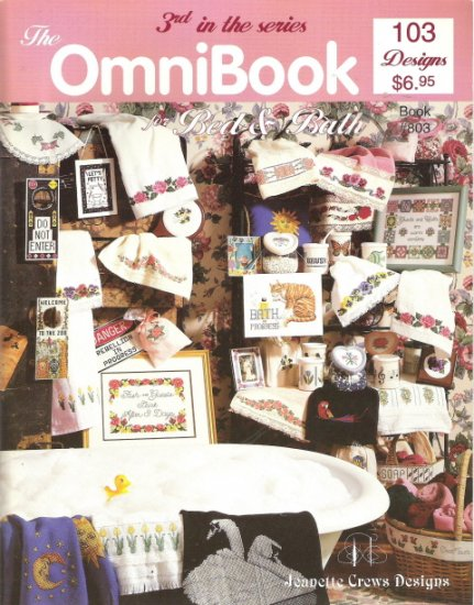 The OmniBook 3rd in the Series Book 803 103 Designs