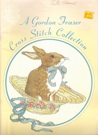 A Gordon fraser Cross Stitch Collection Book 42