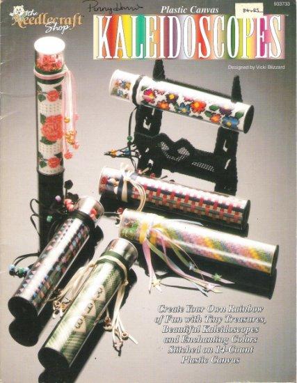 Plastic Canvas Kaleidoscopes Book by The Needlecraft Shop