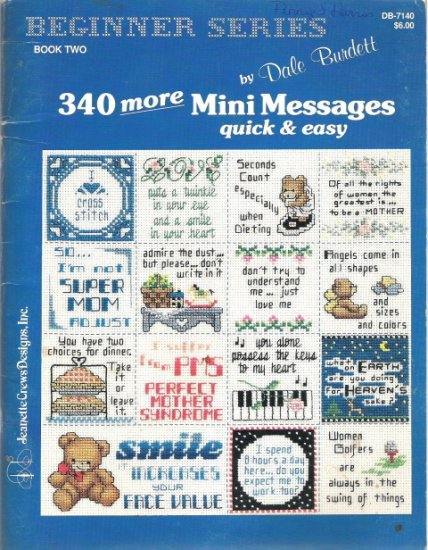 Beginners Series Book Two 340 More Mini Messages