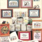 Towels & Mugs & More Oh My! Cross Stitch Book