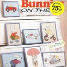 Bunnies on the Go designed by Judy Chrispena The Needlecraft Shop