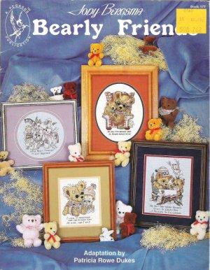 Bearly Friends designs by Jody Bergsma Book #177