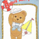 Bears Ahoy!! desiigns by Gloria & Pat Book #30