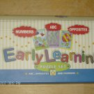 Early learning puzzle set