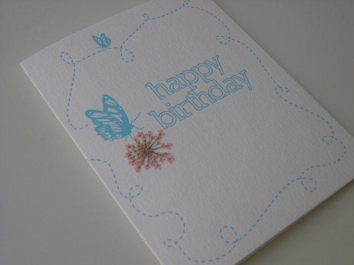 Birthday Butterfly (#HB9)
