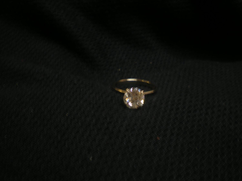 3.0 gram 14 kt. Tiffiany Ring