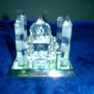 Crystal 3D Tajmahal
