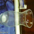 Buy 3  stenciled hurricane vases get 1 FREE