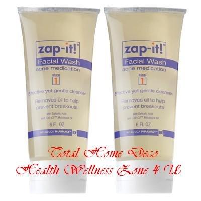MELALEUCA Zap-it!® Facial Wash 177ml Twin Pack (Save 10%)