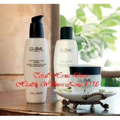 MELALEUCA Sei Bella Skin Care Necessities Set for Normal to Dry Skin (Save 25%)