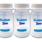 Bumble Bee: Breastmilk Storage Bottles - BPA Free