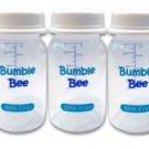 Bumble Bee: Breastmilk Storage Bottles - BPA Free