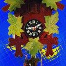 The Blackburnian Warbler Cuckoo clock