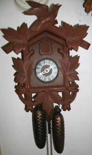 Hubert Herr Old Style 8-Day Cuckoo clock