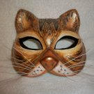 Cat face mask mardi gras masquerade Costume