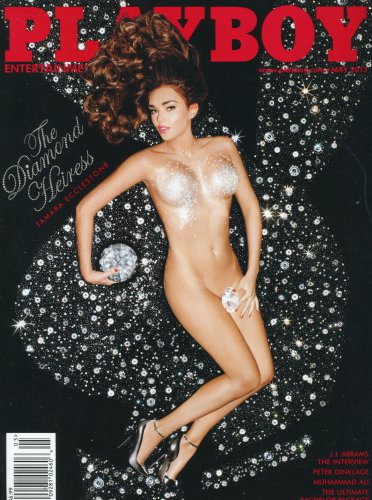 PLAYBOY- MAY 2013 - KRISTEN NICOLE - Free Shipping