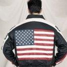 USA Flag Jacket Z/O Lining