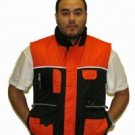 Mens Lightweight Cargo Vest