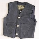Kids Toddler Vest Plain